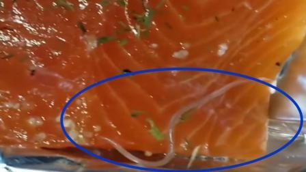 为什么日本人天天吃生鱼片却没有寄生虫?