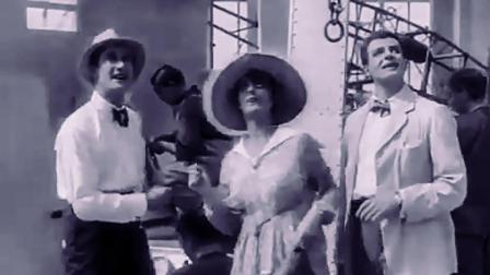 火星冒险? 这是历史上第一部火星探险电影《天上的船》