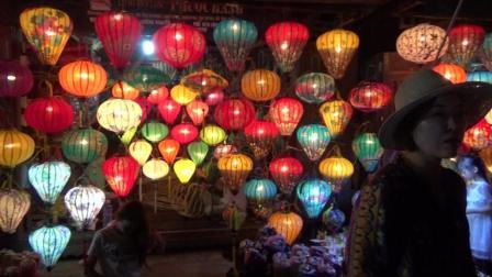 为什么那么多中国人喜欢越南会安夜市? 看看这些漂亮的灯笼就知道了!
