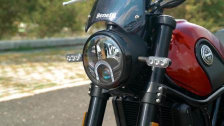 [IN新聞] Benelli Leoncino 500 小獅子試駕