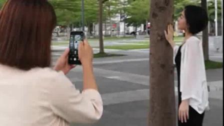 一分钟P20手机摄影课——街拍人像2
