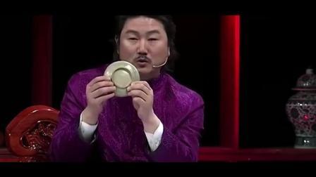 耀州窑的这么一个小蝶, 在华山论鉴上专家竟开出10万的高价