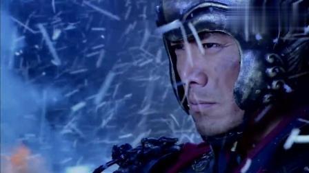 精忠岳飞: 韩世忠带队雪夜救俘, 一人断后杀得金兵不敢靠前!