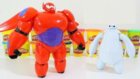 组装机器人玩具新造型