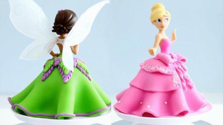 小姑娘最爱的10款蛋糕, 中间那个所有女生都抗拒不了, 没有之一!
