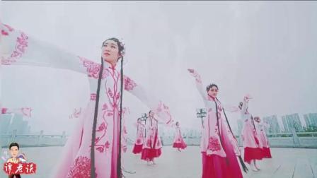 戏曲风古典舞, 尽显我国传统文化之美, 希望能推广替代广场舞