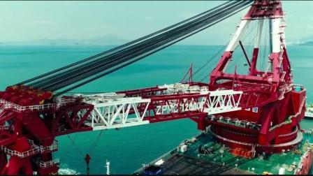 厉害了我的国!振华30,世界上最大的起重船,中国自主建造!