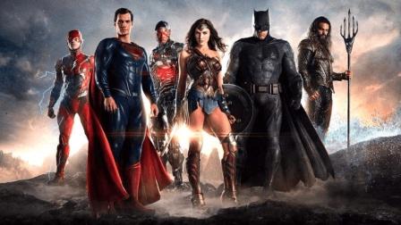 DC超级英雄燃向混剪