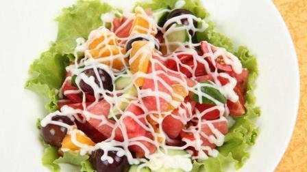 水果沙拉教程
