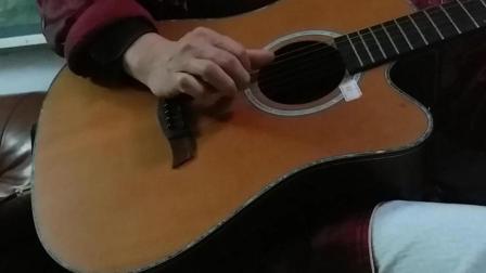 吉他独奏 绿岛小夜曲