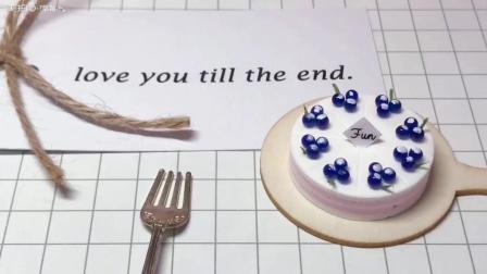 迷你手工蛋糕