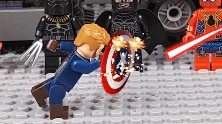 乐高定格动画: 漫威复仇者联盟 VS DC宇宙超级英雄