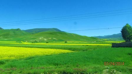 歌曲: 天路--拍摄背景地: 青藏线风景