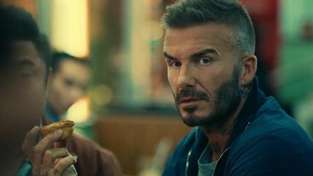 澳门金沙度假区(酒店病毒广告)-贝克汉姆上演澳门街头追逐大片, 只为一个蛋挞!
