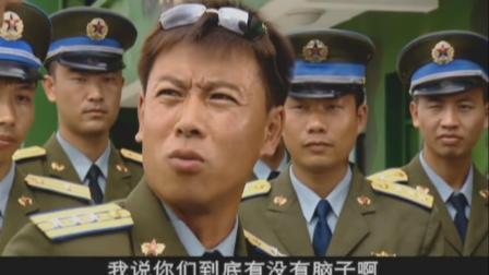 长空铸剑:战士要去凑热闹,团长问:有没有脑子,战士回答笑人