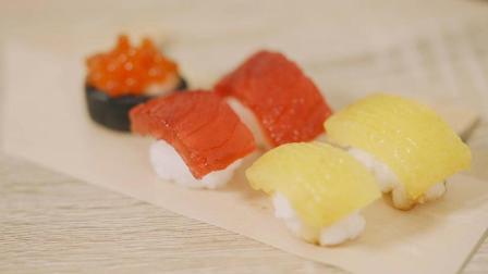迷你小厨房做出的精致寿司、拉面, 原来都是糖果? ? 这样的食玩你见过吗