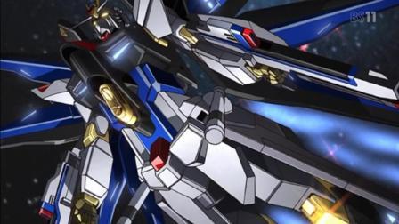 高达seed: 天空的基拉, 英雄救美, X-20A强袭自由高达闪耀登场