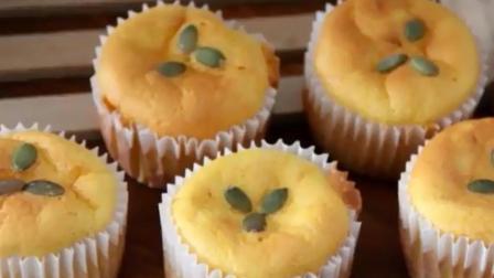 南瓜蛋糕杯, 治愈系甜点