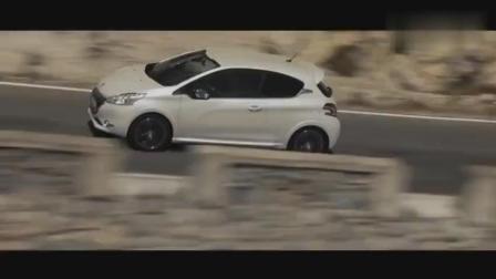 Peugeot 208 GTi标致汽车广告