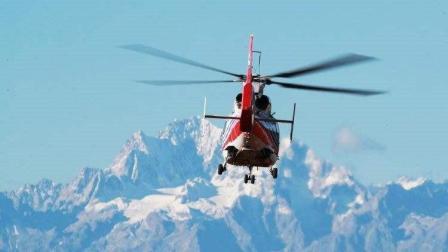 中国大型无人直升机圆满试飞: 关键部件全部实现国产化