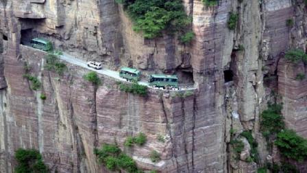 曾经村民开凿出的景点, 靠门票年收入达80万, 如今令游客很反感