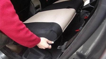 汽车座椅到底要不要加装座椅套? 答案在这里, 别纠结了