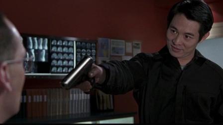 男子为了获得超能力, 杀死了123个自己, 几分钟看完《宇宙通缉令》