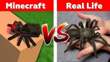 我的世界: 游戏VS现实 你会怎么选