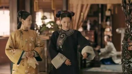 延禧攻略: 纯妃和皇后偷偷摸摸大门紧闭, 关系不一般, 网友: 有秘密