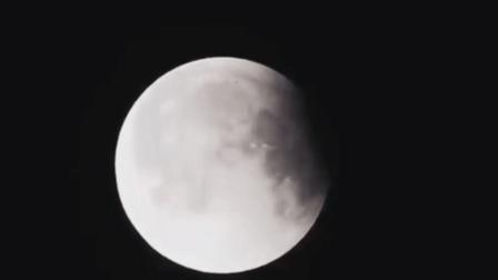 3分钟看完2罕见奇观! 21世纪最长月全食, 红月亮+火星冲日 美翻了