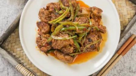 家常炒鸭肉的做法, 肉质鲜嫩, 味道鲜美, 你get到了吗?