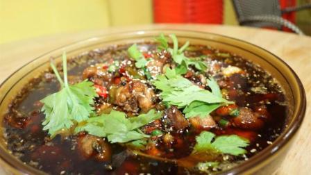 这才是泉水鸡的正宗做法, 重庆大厨亲自操作, 揭秘美味背后的秘密