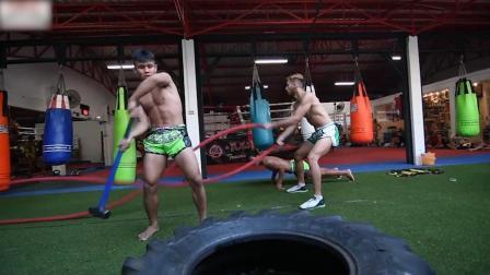 为什么柔道的摔法这么厉害? 看看人家的训练强度!