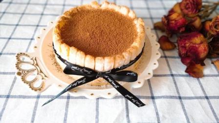 「梅小姐」意式提拉米苏 易上手方式教你做经典甜品