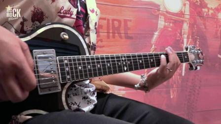 【八零摇滚课堂】乔伊重金属节奏吉他练习曲#7