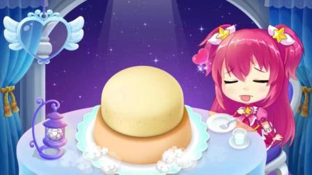 巴啦啦小魔仙之魔法蛋糕2 1-5小关 命运之人, 贝贝需要一个奶油水果蛋糕
