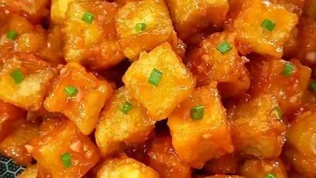 超级简单的糖醋脆皮茄子的做法, 快来学会做给宝宝吃