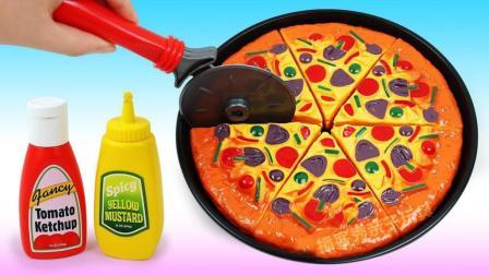 培乐多彩泥魔力变身披萨饼? 创意新玩法, DIY视频教程送给你!