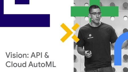 Vision: API and Cloud AutoML (Cloud Next '18)