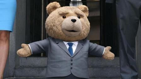 七分钟看完儿童不宜观看的卡通片《泰迪熊》, 因为影片实在太污了