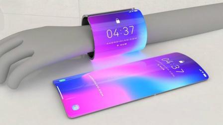 三星Fiex可折叠手机曝光, 这技术也只有三星玩的出来!