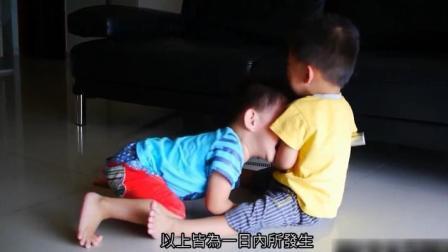 双胞胎熊孩子一天打五次架, 每场战斗所使用的技能还都不一样!