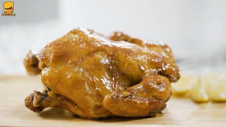 茄哥教你用电饭煲做网红烤鸡