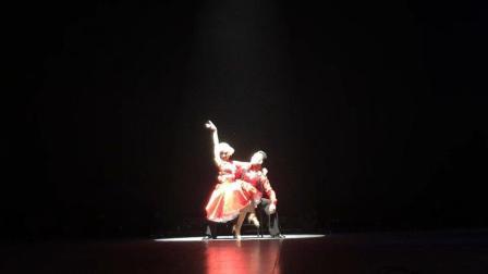 《玛丽莲梦露》主题恰恰舞