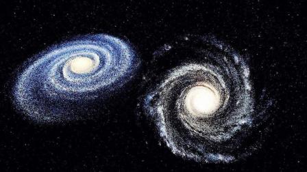 银河系正在以100万公里小时撞向仙女星系, 地球会毁灭吗?