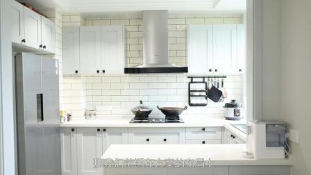 现代简约风格装修效果, 以黑白灰为主调, 维持视觉构面的明快简洁!