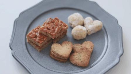 自制夏季饼干罐, 香脆好吃的佛罗伦萨饼干