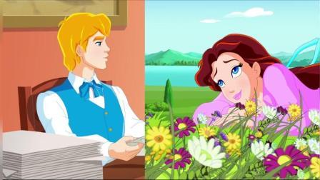 《茜茜公主》为什么森林里所有的动物都阻止茜茜和皇上的吻呢? 太奇怪了!