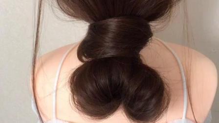女人过了四十, 千万不要自暴自弃, 要会打扮自己, 发型扎对, 超美