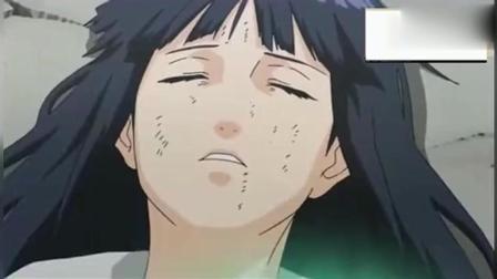 《火影忍者》在雏田重伤治疗的过程中, 没想到这一群男忍者竟然站着不走